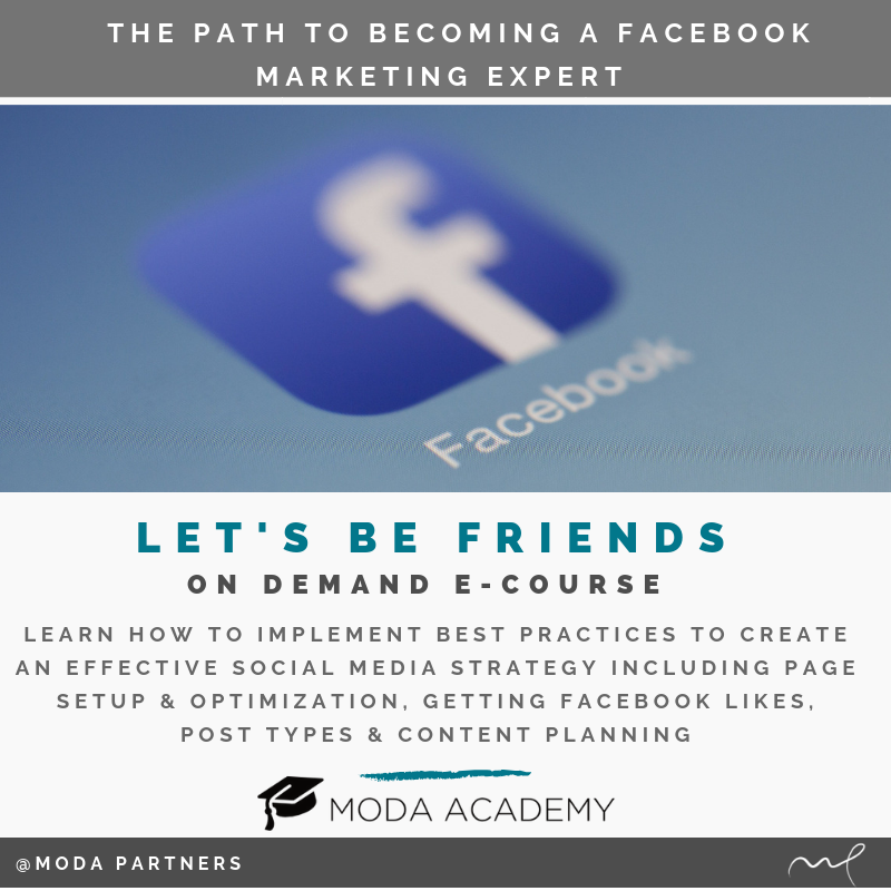 Path To Becoming A Facebook Expert