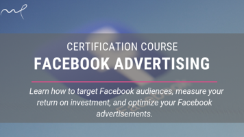 FB Advertising certification