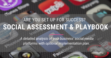 Social Ssessment & Playbook Button