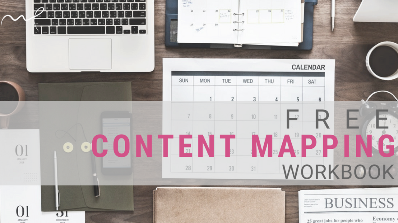 content mapping workbook